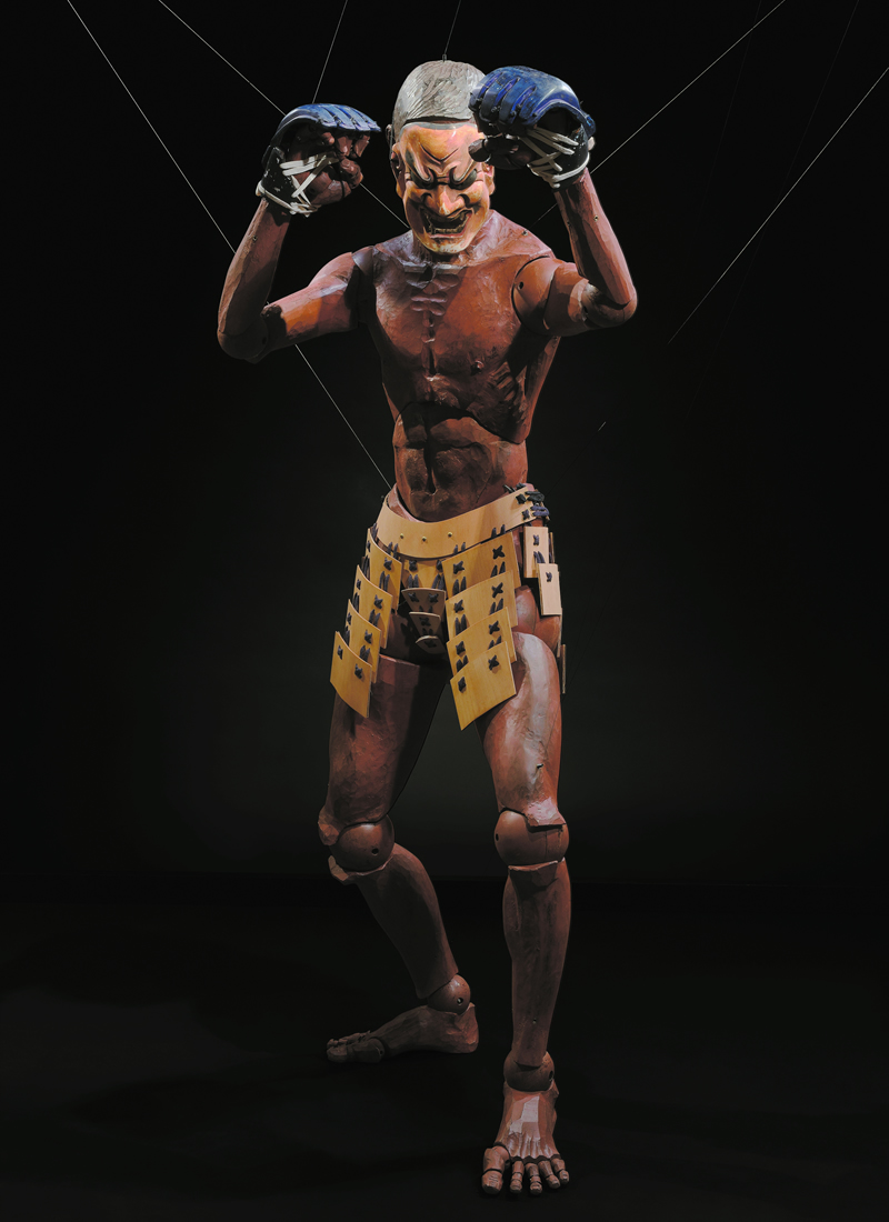 NOKAKU (NOH FIGHTER)